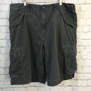 Mossimo Slate Gray Mens Cargo Short